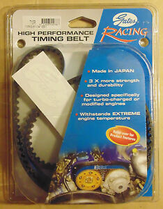 GATES-Racing-Timing-Belt-for-Nissan-CA18DET-S13-Silvia-180SX-Exa-Bluebird-JDM