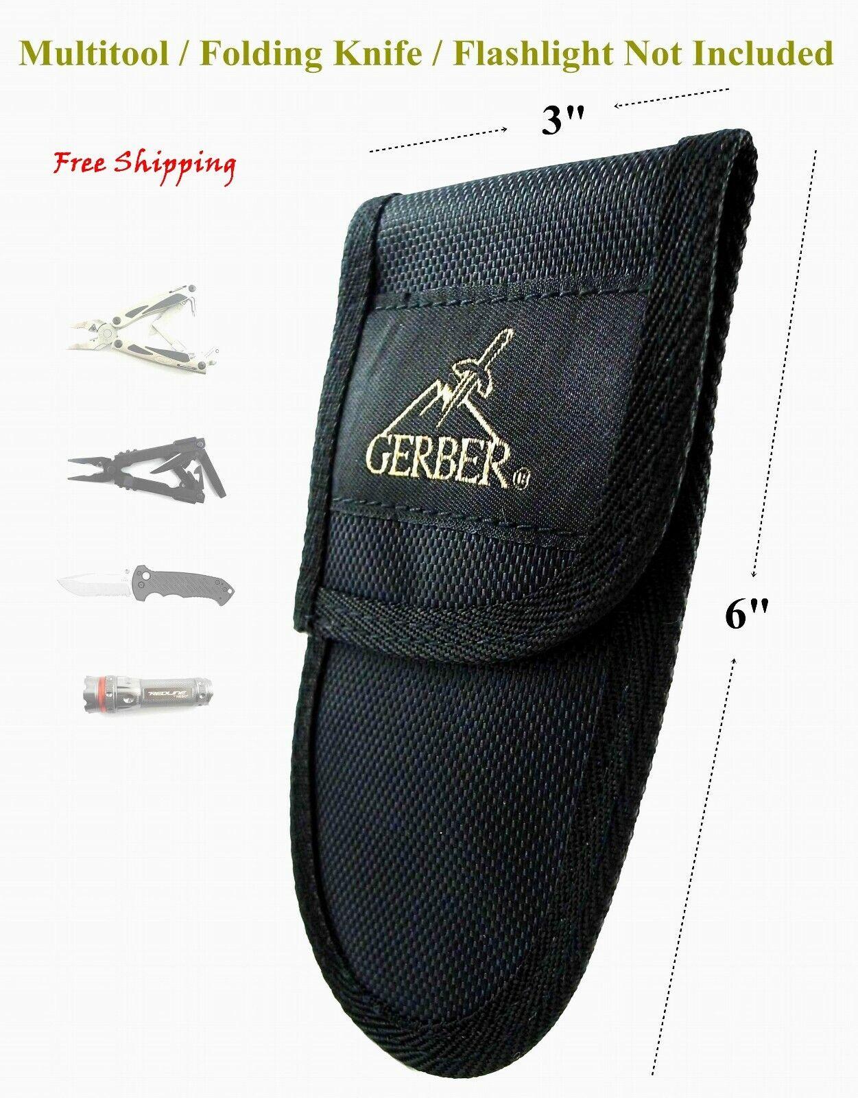 1 BRAND NEW, 15cm x 8 cm UNUSED GERBER MULTI TOOL / KNIFE PO