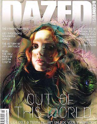 DAZED &CONFUSED 11/2009 LILY COLE Katlin Aas TERRY GILLIAM Carey Mulligan @EXCLT
