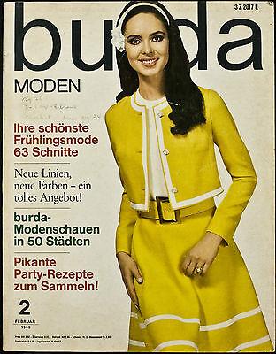 Burda Moden 02.1969