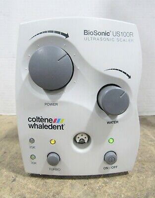 Coltene Whaledent Model Biosonic Us100r Ultrasonic Scaler Power Tested Only
