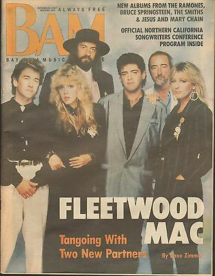 BAM BAY AREA MUSIC MAGAZINE #159 JULY 1, 1983 (FN/VF) RICK SPRINGFIELD