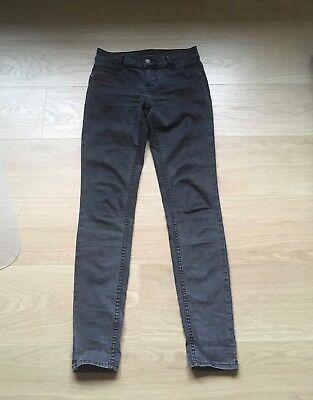 Jeans von Clockhouse C&A, Gr.36, Legging Leg, grau gebraucht kaufen  Bremerhaven