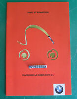 Bmw C1 Catalogo Depliant Brochure Reclame Pubblicita Prospekt -  - ebay.it