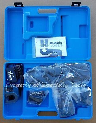 Huskie Rec-5510 Li Hydraulic Battery Crimper 12 T Robo Die Crimp Crimping Tool