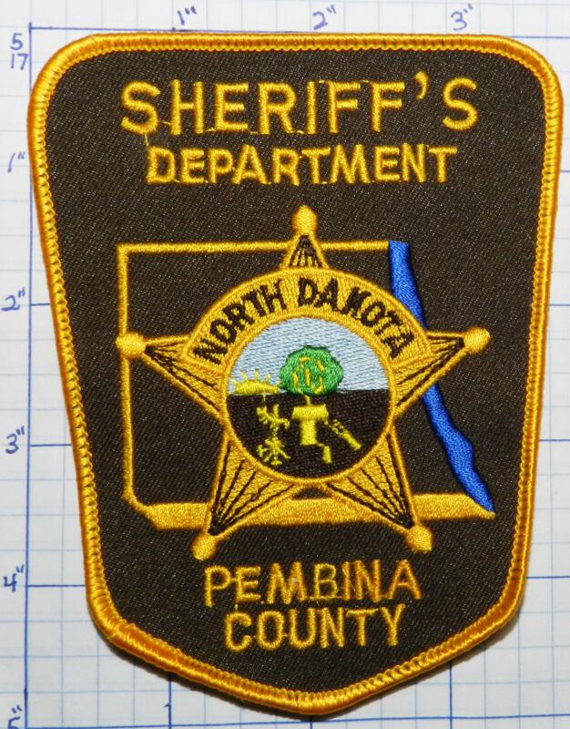 NORTH DAKOTA, PEMBINA COUNTY SHERIFF
