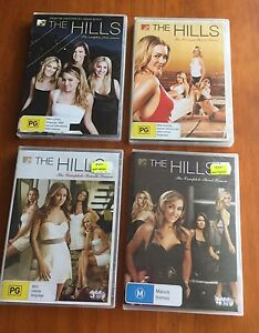 The Hills DVD's - Seasons 1, 2, 3 & 4 - $15 The Lot Bargo Wollondilly Area Preview