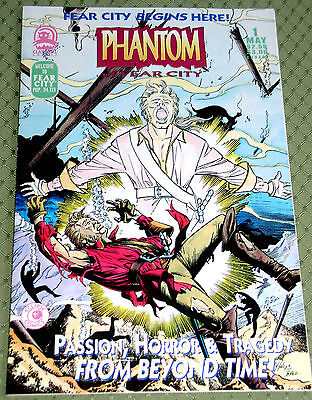 PHANTOM OF FEAR CITY #1 - CLYPOOL  - MODERN HORROR