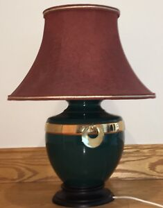 Lamp - Anthony's Art Design Ceramic Lamp