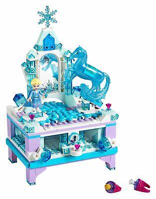 LEGO Disney Frozen 2 Elsa's Jewelry Box Creation 41168 Disney BuildingKit 300pcs