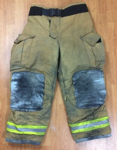 Globe Gxtreme Firefighter Bunker Turnout Pants 40 x 30