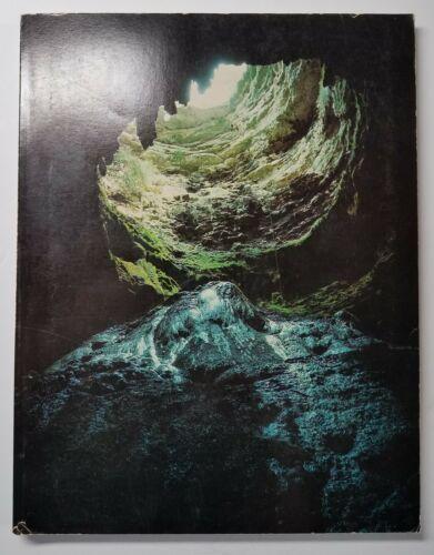 RARE OOP 1978 Introduction Caves Of Texas by Fieseler ☆ Jasek NSS Speleological