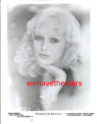 Vintage Candy Darling ANDY WARHOL STAR 70s WOMEN IN REVOLT Publicity Portrait](70s Candy)