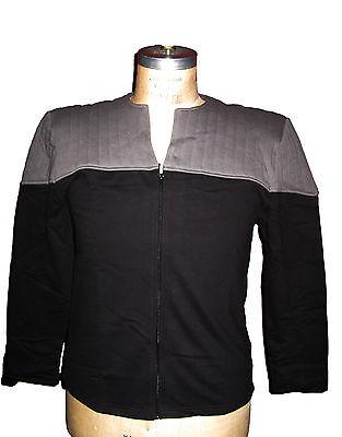 Uniform STAR TREK - First Contact - BW - Jacke - L ovp.