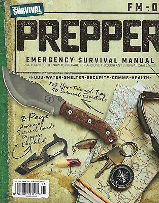 American Survival  Prepper April 2019