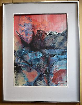$249 OR BEST! Vintage MYSTERY Modern modernism modernist abstraction