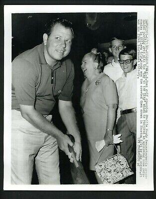 Orville Moody key to city Killeen Texas 1969 U.S. Open Cypress Creek Press (Killeen Us)