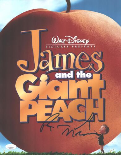 RANDY NEWMAN Signed 11x14 JAMES AND THE GIANT PEACH Photo Autograph JSA COA CERT