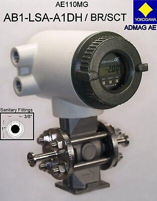 Yokogawa Admag Ae Magnetic Flowmeter Ae110mg-ab1-lsa-a1dhbrsct