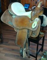 Barrel saddle , saddle pad, ex...