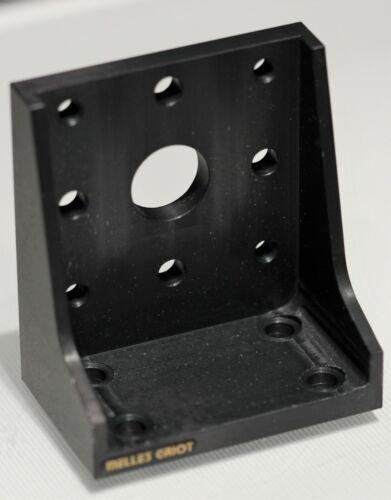 Melles Griot 90° Degree Closed Corner Angle Bracket Anodized Aluminum