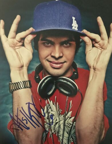 Datsik DJ Dance Electronica Signed 8x10 Photo Autographed COA E10