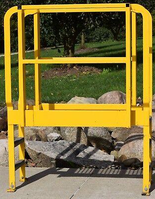 Verticle Crossover Ladder Platform