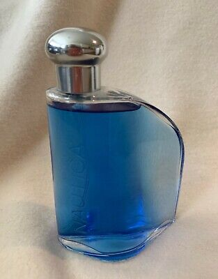 Nautica Blue Eau De Toilette Cologne Fragrance Spray Mens 3.4 FL Oz