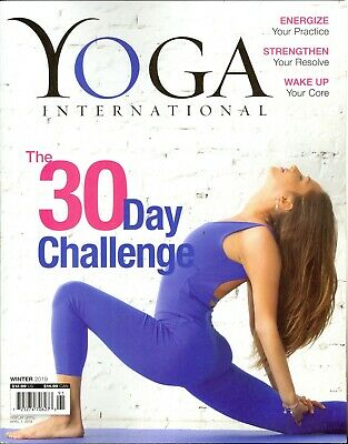 CLEARANCE!  30 Day Challenge - The Best of Yoga International Winter