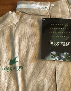 Frogg Toggs Waterproof Rain Suit New Sml Med