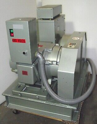 15kw 60 Hz To 50 Hz Frequency Converter No Brush Georator  25hp 6 Mo. Wrty