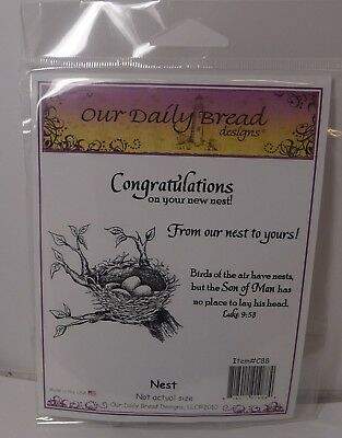 Our Daily Bread Designs   4 Stamp Set Nest