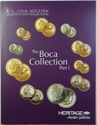 Jan  6 10 2010 Heritage The Boca Collection Pt  1 Auction Catalog Orlando Rse D2