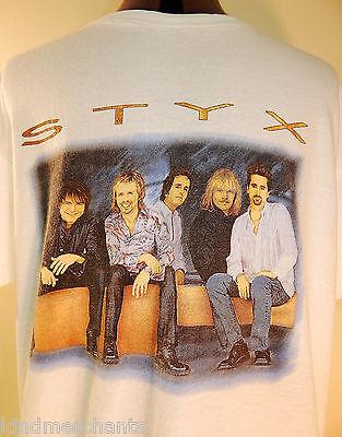 Stxy Music Concert Shirt Rock & Roll Tour T-shirt Top M