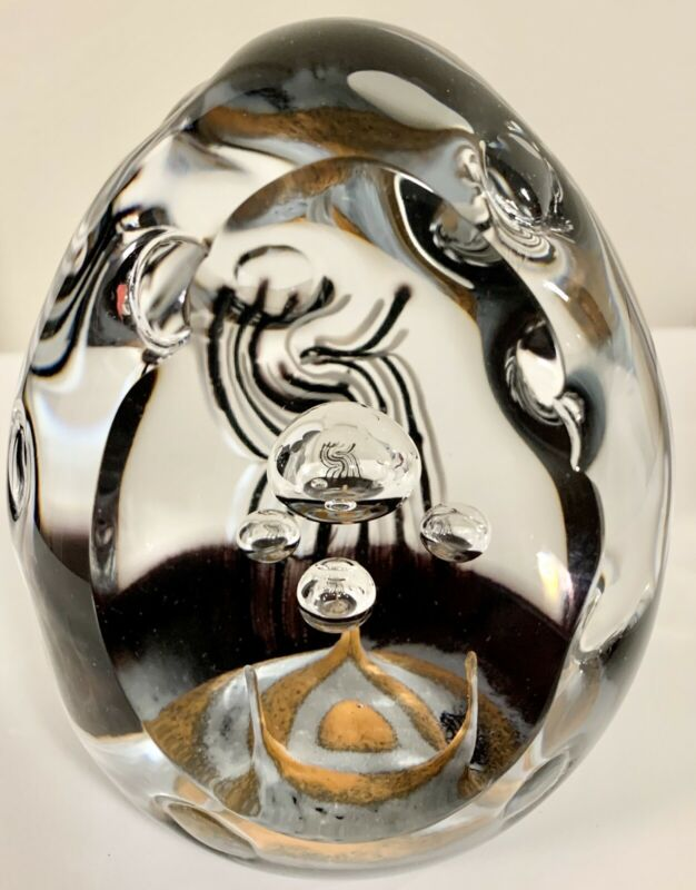 Caithness Scotland Limited Edition Of 200 Another World Paperweight #25/200