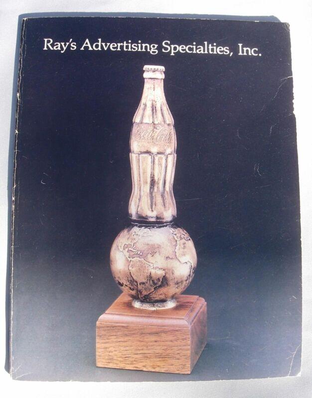 Coca-Cola 1982 Catalog Ray