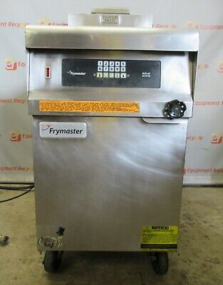 Frymaster Gpcsc Gpc Pasta Cooker Magic Natural Gas Deep Fryer Digital Timer