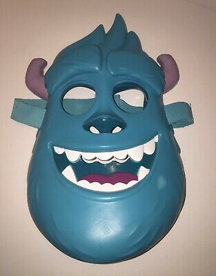 Monster Inc Sully Half Mask Blue Cosplay Kids - Monster Inc Kid