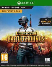 Playerunknown Battleground Xbox One
