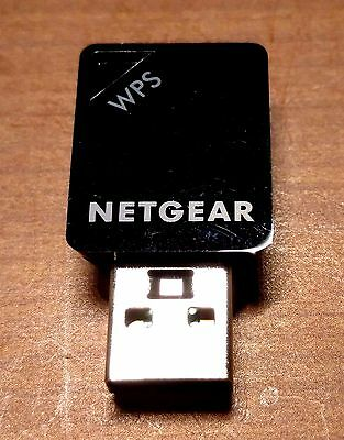 NETGEAR AC600 A6100 Wireless N AC USB Network Adapter - Dual Band 5Ghz / 2.4 GHz