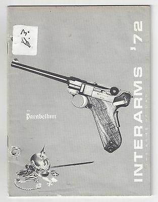 Interarms Mini-Catalog - 1972