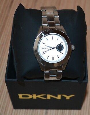 - DKNY NY2130 WOMEN'S JITNEY STAINLESS STEEL BRACELET WATCH NEW WITH TAG