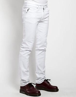 Trash & Vaudeville ROCKER PUNK GOTHIC WHITE CULT SKINNY JEANS PANTS TV7969M Clothing, Shoes & Accessories