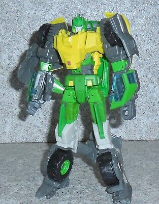 Transformers Generations SPRINGER Incomplete Missing Blades 30th Anniversary