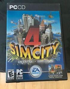 Jeu SimCity 4 pour PC