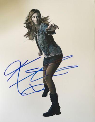 Karen Gillan signed 10x8 Image E photo (UACC AFTAL RACC Trusted Seller COA)