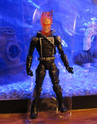 """Marvel Legends 2016 CLASSIC GHOST RIDER FIGURE Loose 6"""" Spider-man Rhino Wave"""