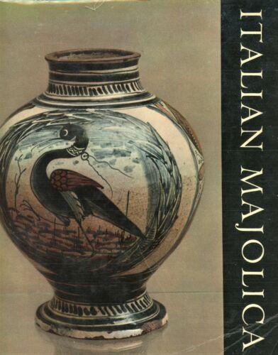 Antique Italian Majolica Pottery - History Development Types / In-Depth Book