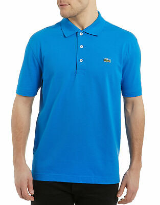 Lacoste Alligator Mens Polo Shirt Blue Size.XS / 2  -- Clearance