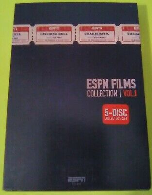 Marion Jones PRESS PAUSE DVD Brand New Sealed ESPN 30 for 30 w/Slipcase (30 For 30 Marion Jones Press Pause)